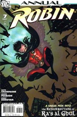 Robin Annual Vol. 4 (1992 - 2007) #7