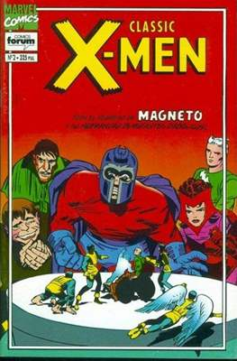 Classic X-Men Vol. 2 (1994-1995) (Grapa) #2
