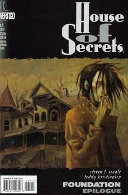House of Secrets Vol 2 (Grapa) #5