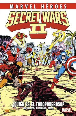 Marvel Héroes (Cartoné) #107