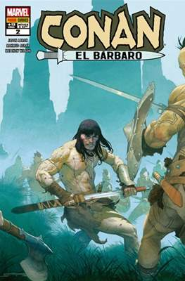 Conan El Barbaro (2019) #2