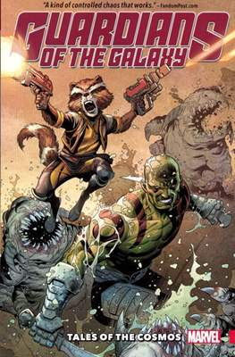 Guardians of the Galaxy Tales of the Cosmos