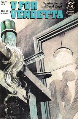 V for Vendetta (Comic Book) #6