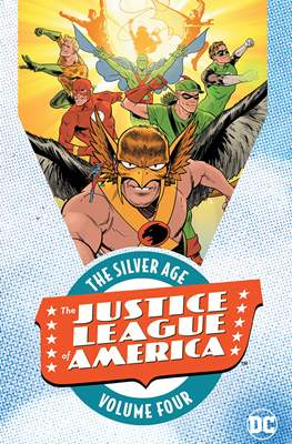 Justice League of America: The Silver Age (Softcover) #4