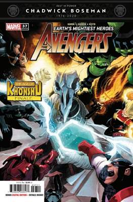 The Avengers Vol. 8 (2018-...) (Comic Book) #37
