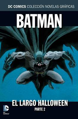Colección Novelas Gráficas DC Comics #20