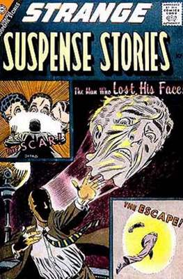 Strange Suspense Stories Vol. 2 #34