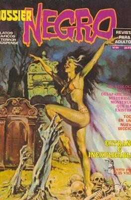 Dossier Negro (Rústica y grapa [1968 - 1988]) #81