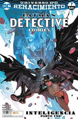 Batman: Detective Comics. Renacimiento (Rústica 72 pp) #7