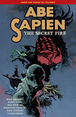Abe Sapien (Softcover) #7