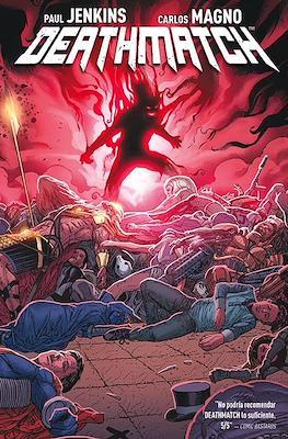 Deathmatch (Rústica 128 pp) #3
