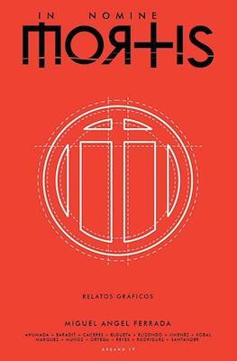 Mortis (2011-2013 | Rustica, 23x15 cms | 140/188 pgs, ByN, papel prensa) #3