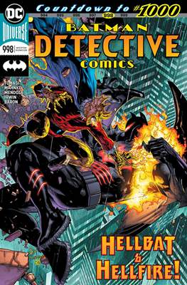 Detective Comics Vol. 1 (1937-2011; 2016-) (Comic Book) #998