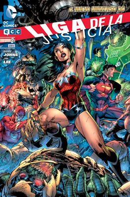 Liga de la Justicia. Nuevo Universo DC / Renacimiento #3
