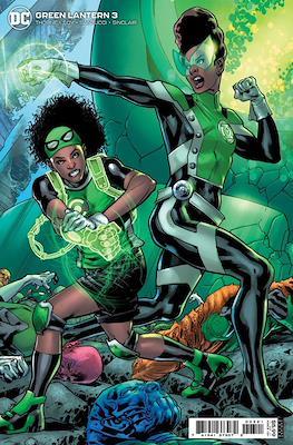 Green Lantern (2021- Variant Cover) #3