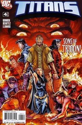 Titans Vol. 2 (2008-2011) #4