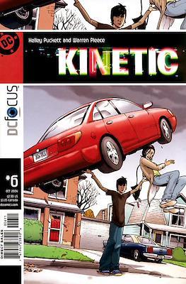 Kinetic (comic-book) #6