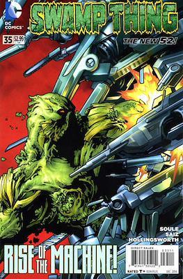 Swamp Thing vol. 5 (2011-2015) #35