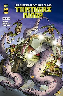 Las nuevas aventuras de las Tortugas Ninja #6