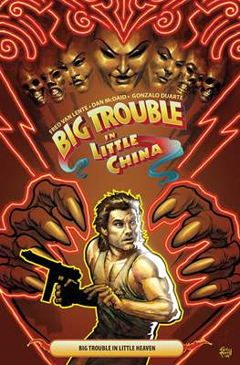 Big Trouble in Little China (Paperback) #5
