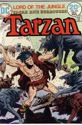 Tarzan (Comic-book) #226
