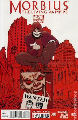 Morbius: The Living Vampire (Vol. 2 2013) (Comic Book) #3