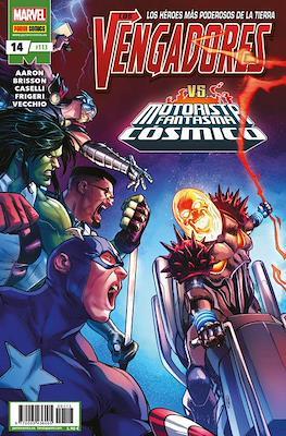 Los Vengadores Vol. 4 (2011-) (Grapa) #113/14