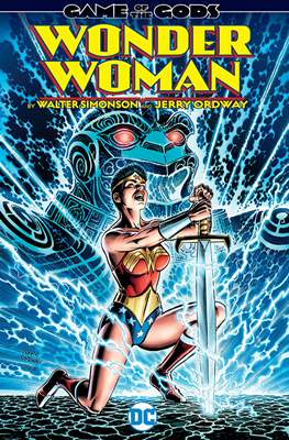 Wonder Woman by Walter Simonson and Jerry Ordway