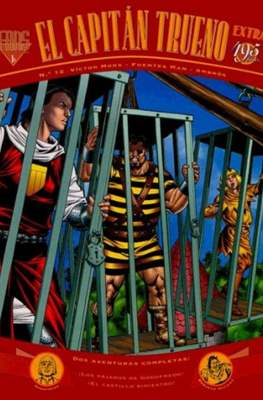 El Capitán Trueno. Fans Extra (Rústica, 52 páginas) #12