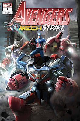 Avengers: Mech Strike (Variant Cover)