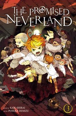 The Promised Neverland (Softcover) #3