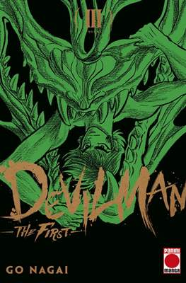 Devilman: The First (Rústica 368 pp) #3