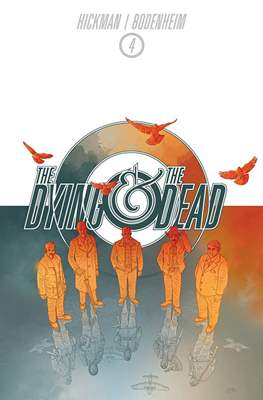 The Dying and the Dead (Comic-book) #4