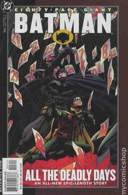 Batman 80-Page Giant (1998-2000) (Softcover 80 pp) #2
