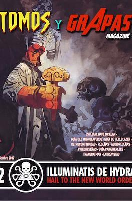 Tomos y Grapas - Illuminatis de Hydra #2