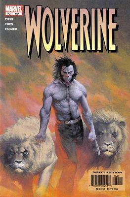 Wolverine (1988-2003) (Comic Book) #184