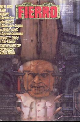 Fierro (Grapa (1984-1992) Primera época) #32