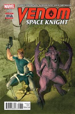 Venom: Space Knight (Comic Book) #8