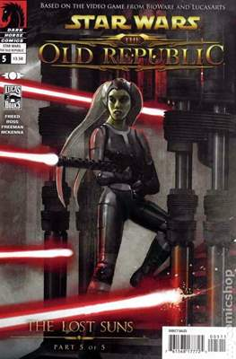 Star Wars - The Old Republic: The Lost Suns (2011) (Grapa) #5