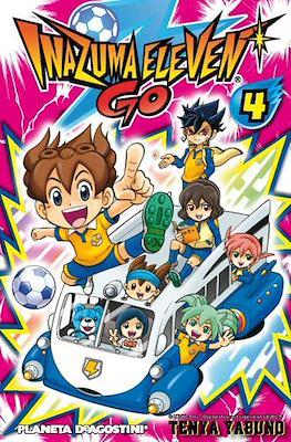 Inazuma Eleven Go (Rústica con sobrecubierta) #4