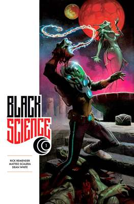 Black Science (Grapa) #1