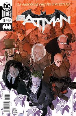 Batman (2017-...) (Grapa) #18