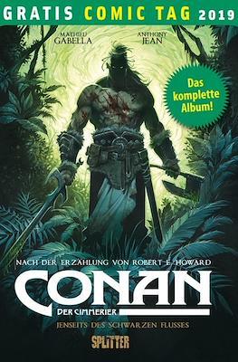 Conan der Cimmerier. Gratis Comic Tag 2019