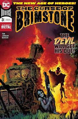 The Curse of Brimstone (Comic Book) #3