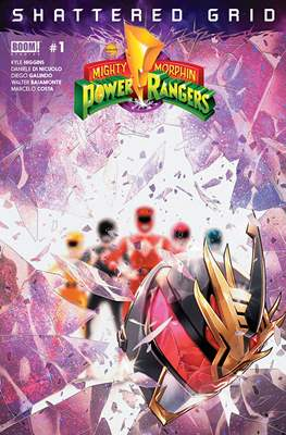 Mighty Morphin Power Rangers: Shattered Grid Finale
