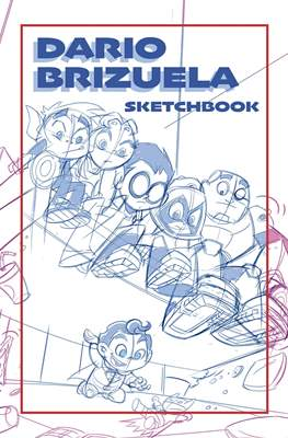 Dario Brizuela Sketchbook