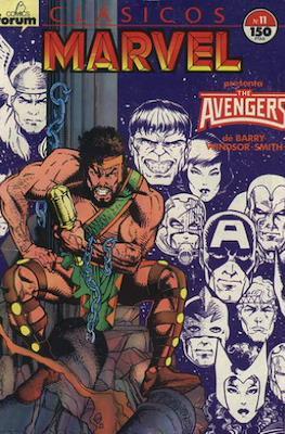 Clásicos Marvel (1988-1991) #11