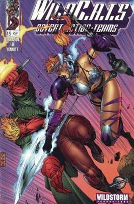 WildC.A.T.S Vol. 1 (Grapa 36 pp) #15