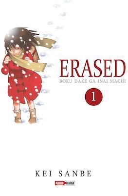Erased: Boku Dake ga Inai Machi (Rústica con sobrecubierta) #1