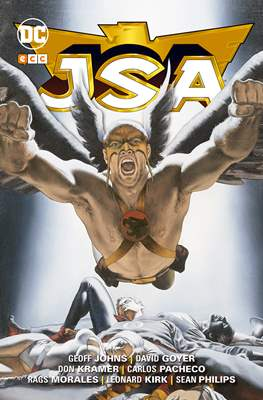 JSA de Geoff Johns (Cartoné) #6